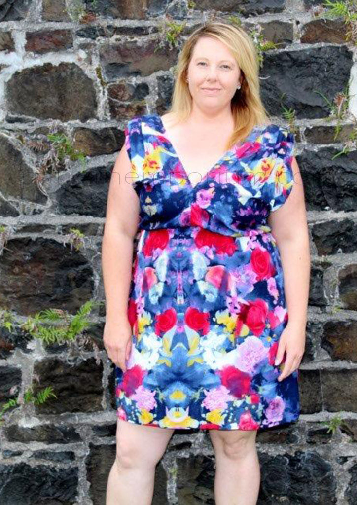 PDF PATTERN: Ladies Summer Breeze Dress
