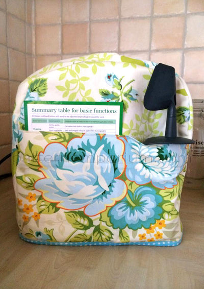 Cover: Thermomix & Overlocker