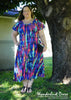 Wanderlust Dress LADIES PDF SEWING PATTERN