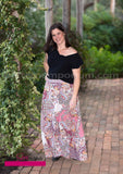 Get Zipped A-line Skirt Sewing Pattern