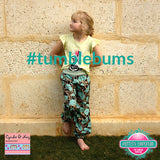 Tumble Bums KIDS UNISEX PDF SEWING PATTERN
