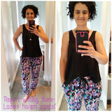 Harem Pants (Ladies) Sewing Pattern