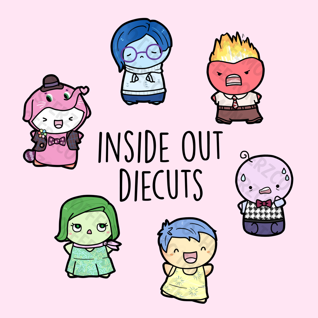 Inside Out Die Cuts