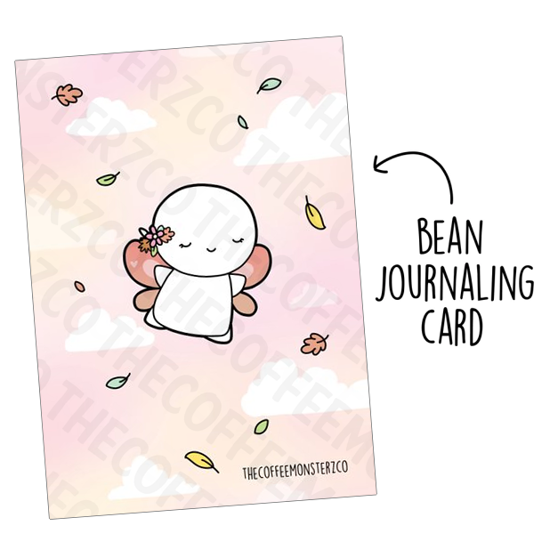 Fall Fairy (Bean Card)
