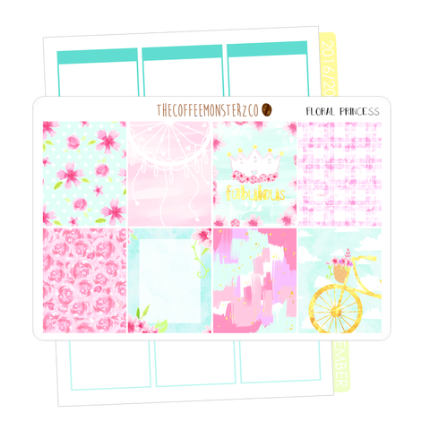floral princess fullboxes