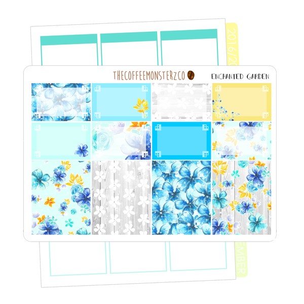 enchanted garden full vertical kit