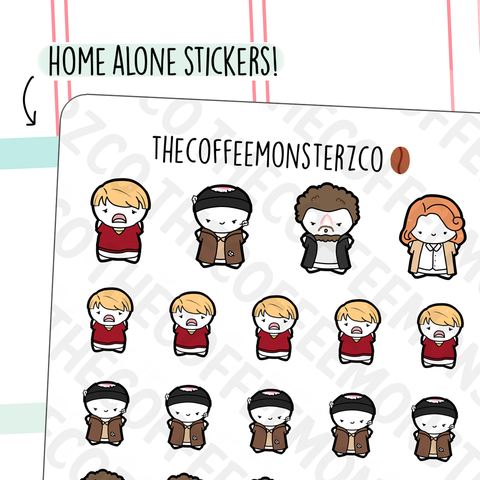 Home Alone Movie Sampler (RESTOCK)