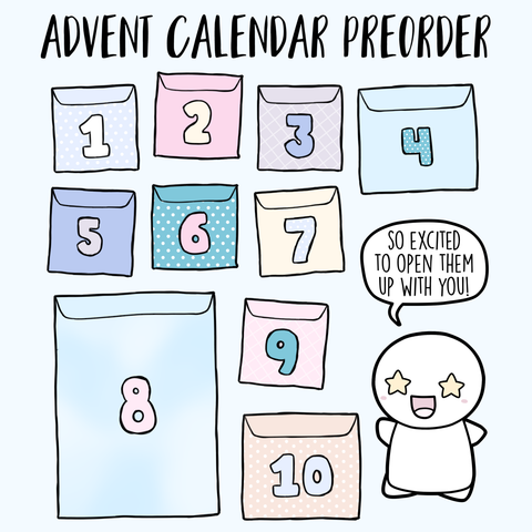 PREORDER Advent Calendar 2020