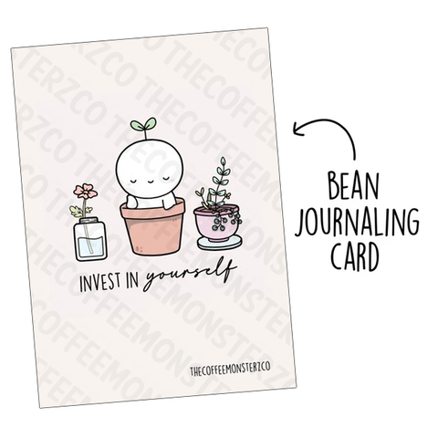 Invest in Yourself (Bean Card)