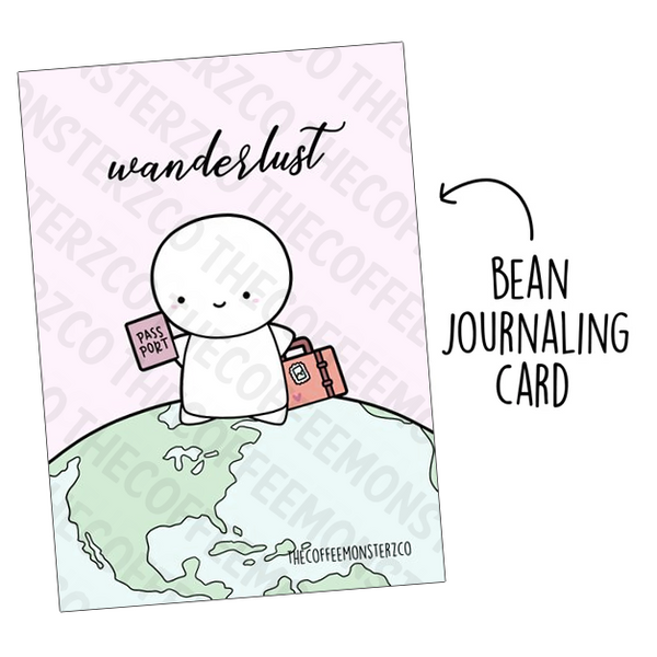 Wanderlust (Bean Card)