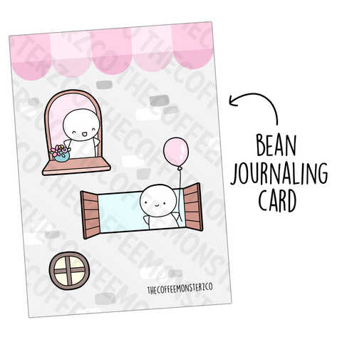 Hello World! (Bean Card), TheCoffeeMonsterzCo