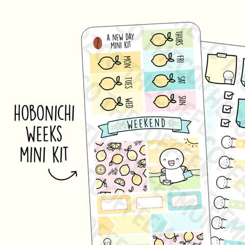 A New Day Hobonichi Weeks Kit