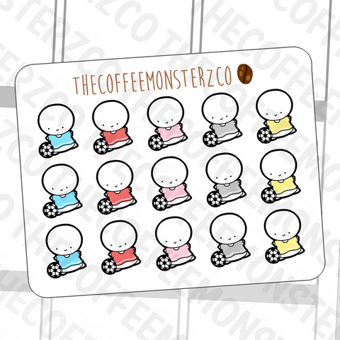 Soccer Emotis (Until July 1st, at 12pm pst), TheCoffeeMonsterzCo