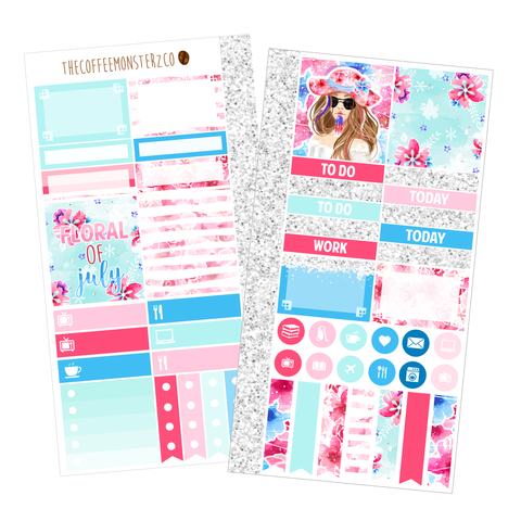 floral of july personal kit