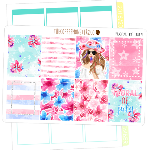 floral of july fullboxes