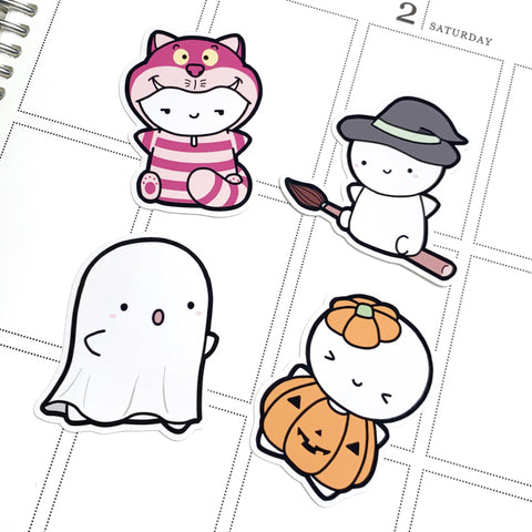 Halloween Die Cut Set (FINAL STOCK)