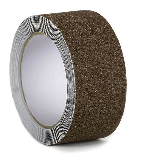 "Non-Slip Tape - 2"" x 15', Brown"