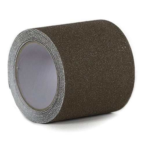 "Non-Slip Tape - 4"" x 15', Brown"