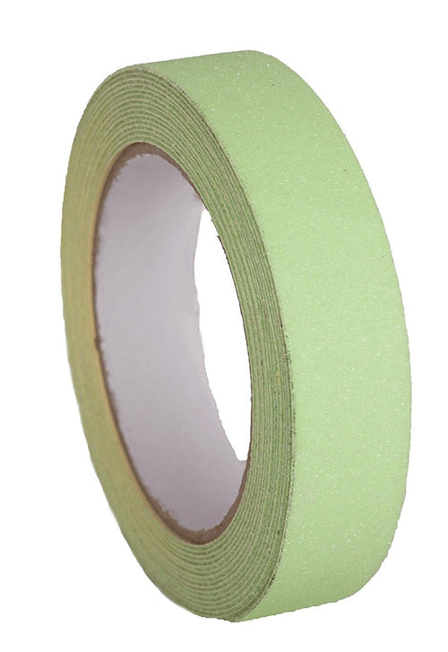 "Non-Slip Tape - 1"" x 15', Glow in the Dark"