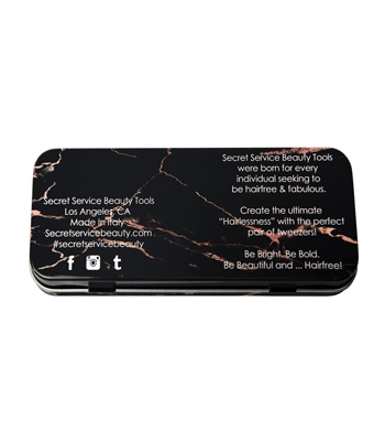 Secret Service Beauty Back Mirrored Tin