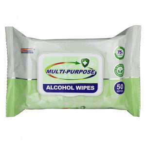 Mulitpurpose 75% Alcohol Wipes