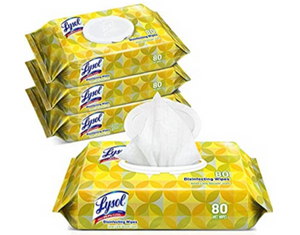 Lysol Handi Pack Disinfecting Wipes Two Pack