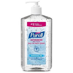Purell Advanced 20 Oz Hand Sanitizer