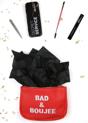 "Burnt Orange ""Bad & Boujee"" Deluxe Brow Set - Small"