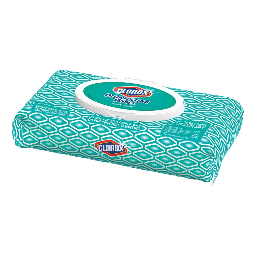 Clorox Handipack Wipes 75 count