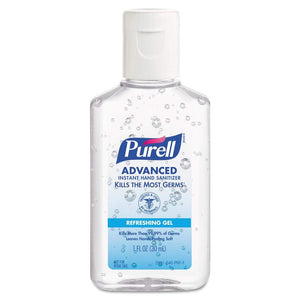Purell Advanced Travel Size 30ml Hand Sanitizer Single