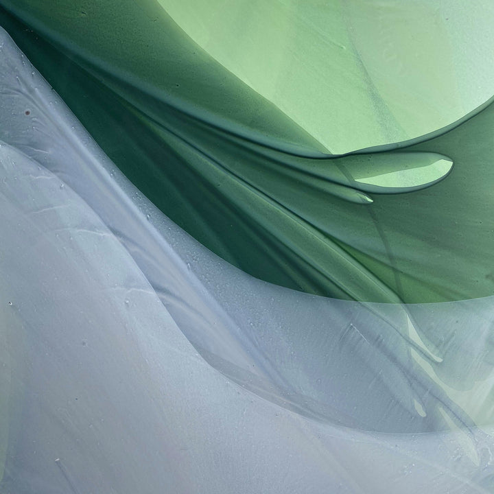 Movement Study in Sage Green I