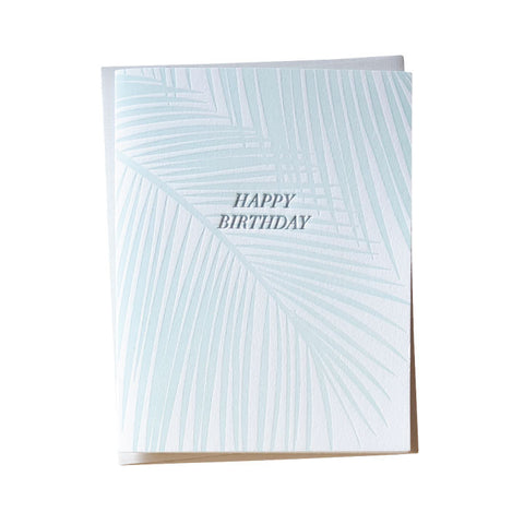 Breezy Birthday Card