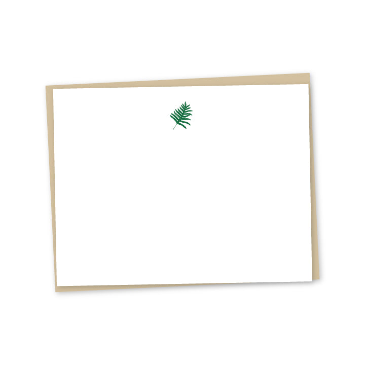 Little Lauae Letterpress Note Cards - set of 6