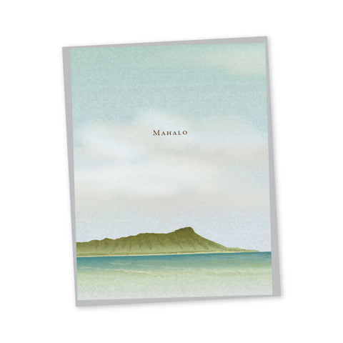 Diamond Head Mahalo Notes