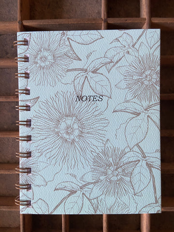 Lilikoi Spiral Bound Notebook