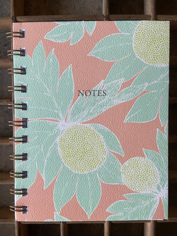 Ulu Spiral Bound Notebook