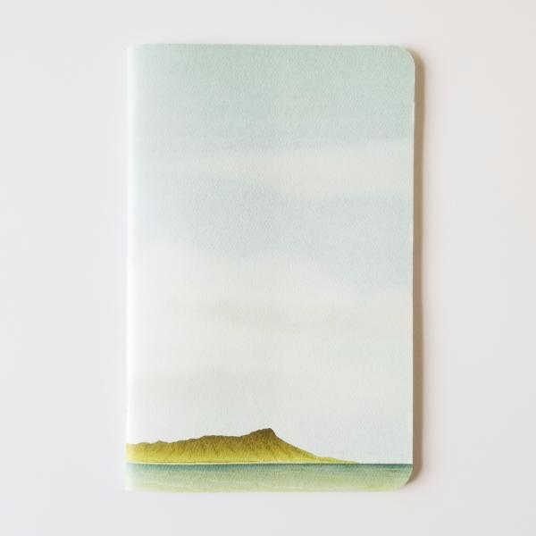 Diamond Head Large Notebook