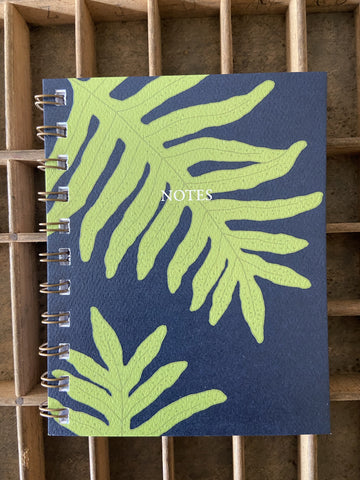 Lauae Spiral Bound Notebook