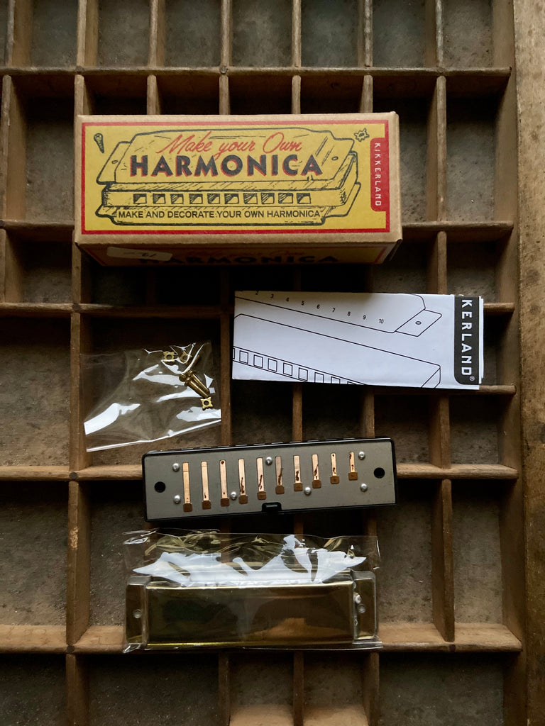 Build your own Harmonica