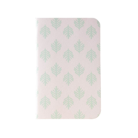 Laua'e Fern Mini Notebook