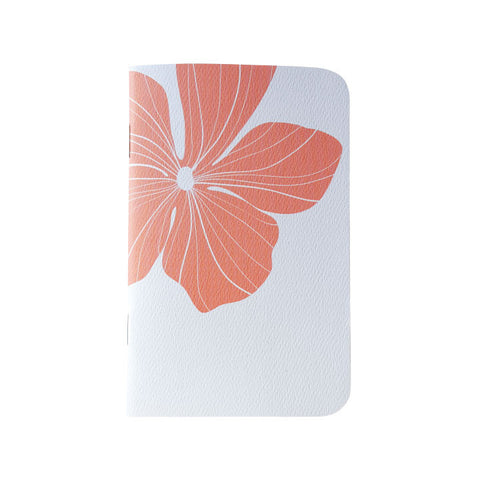Hibiscus Mini Notebook