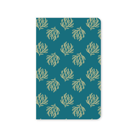 Seaweed Mini Notebook