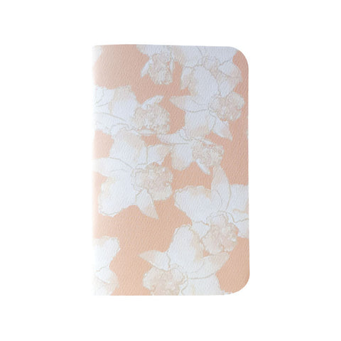 SALE! 30% off! $3.15, normally $4.50 Orchids Mini Notebook