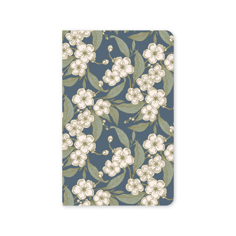 Ume Blossom Mini Notebook