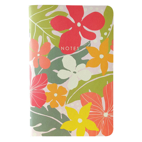 Garden Large Notebook