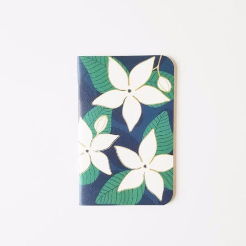 Stephanotis Mini Notebook