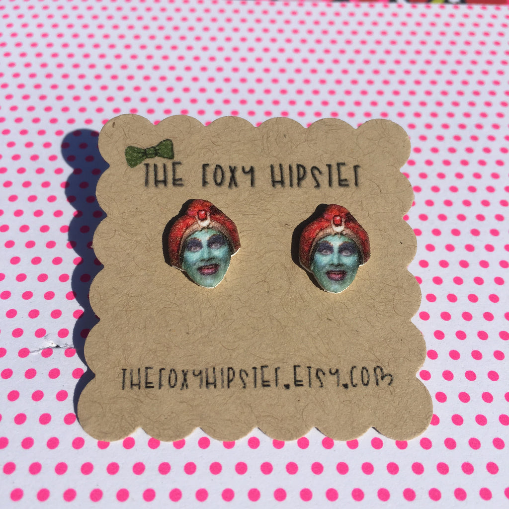 Jambi Stud Earrings