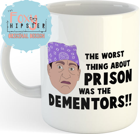 Prison Mike  11oz coffee mug