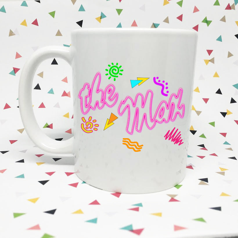 The Max Saved By The Bell  11oz coffee mug