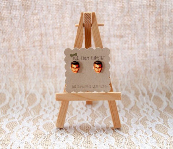 Cry Baby Stud Earrings
